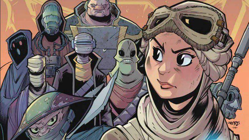 Star Wars IDW Publishing: le novità di dicembre 2018
