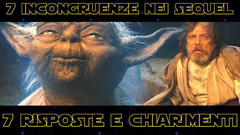 star wars incongruenze