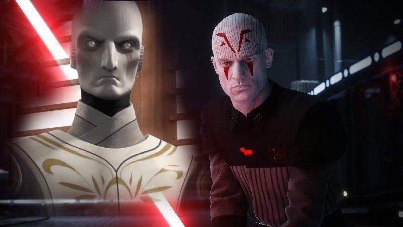 star wars inquisitore lato oscuro