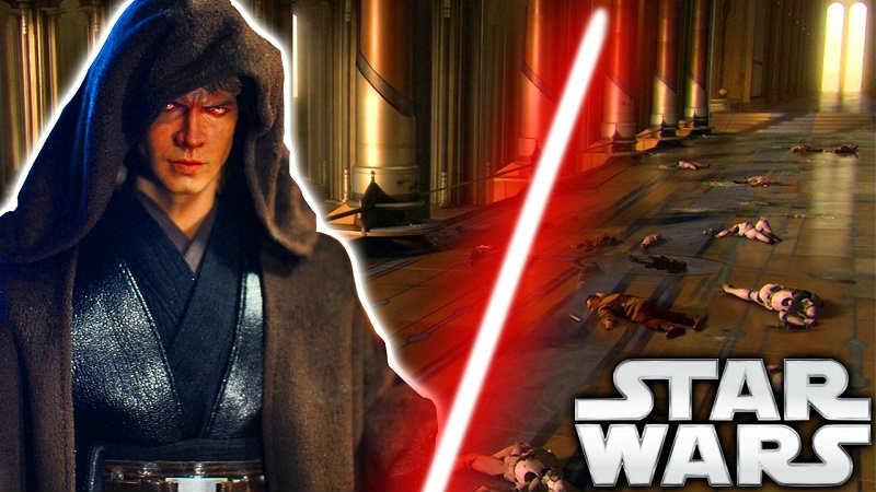 Star Wars: svelata la scena tagliata più raccapricciante dell'Ordine 66