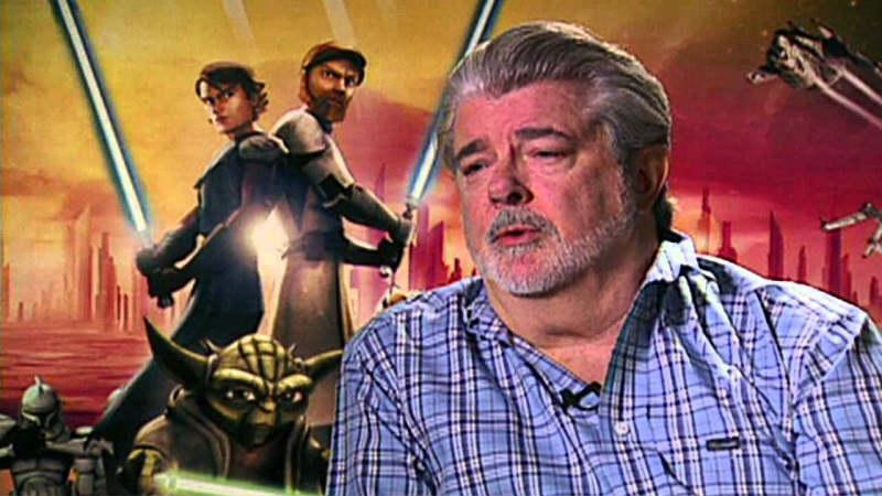Star Wars The Clone Wars: l'episodio preferito di George Lucas è…