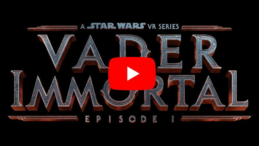 star wars vader immortal vr series trailer video youtube gioco