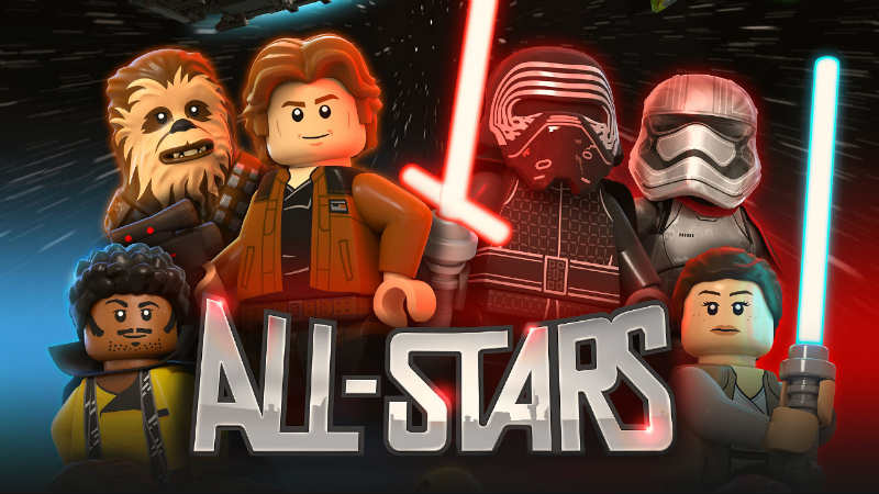 Lego Star Wars All-Star
