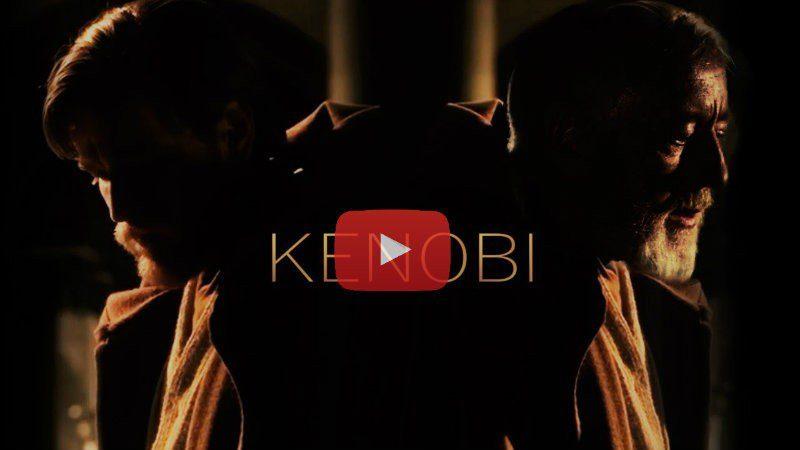 Obi-Wan Kenobi: tutta la sua storia in uno strepitoso video tributo