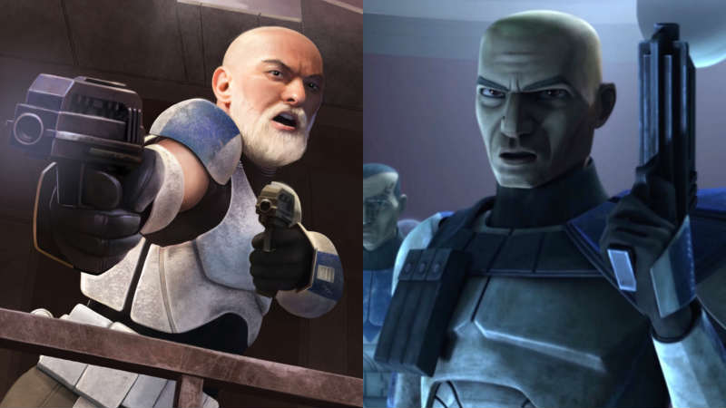 Star Wars Capitano Rex The Clone Wars