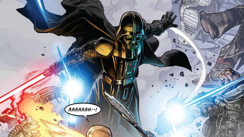 Star Wars Doctor Aphra 25 darth vader