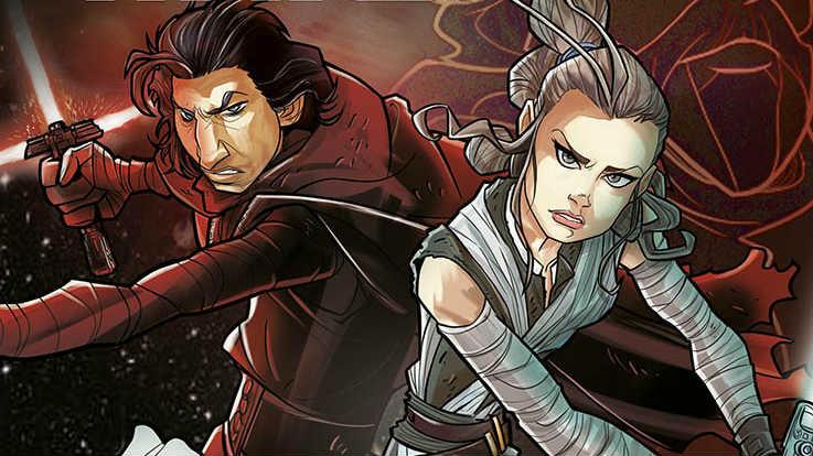 Star Wars Episodio VIII OGN star wars gli ultimi jedi graphic novel panini