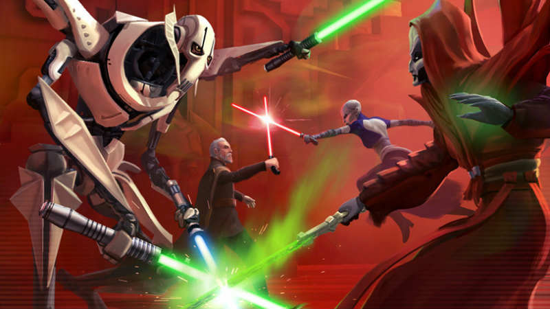Star Wars Galaxy of Heroes La difesa di Dathomir