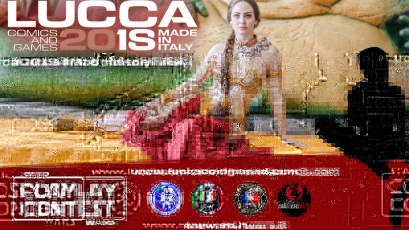 Lucca Comics & Games presenta Star Wars Cosplay Contest 2018