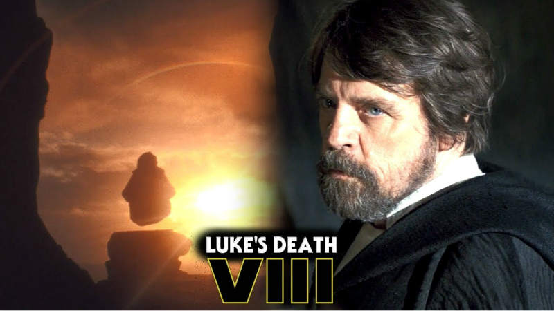 mark hamill luke skywalker morte star wars gli ultimi jedi