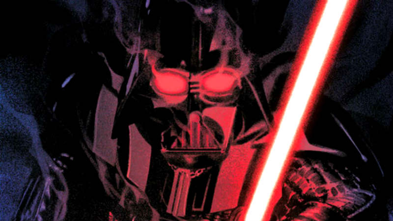 shadow of vader marvel comics miniserie fumetto