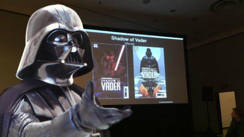 Shadow of Vader: la trama dell nuova miniserie a fumetti Star Wars