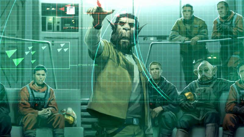 Star Wars Resistance ha finalmente svelato i Bothan canonici?