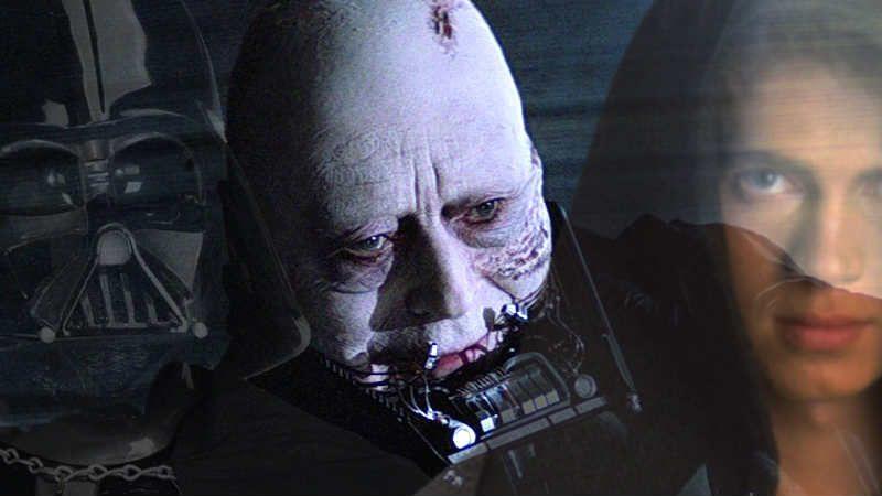 Star Wars darth vader anakin skywalker bloodline