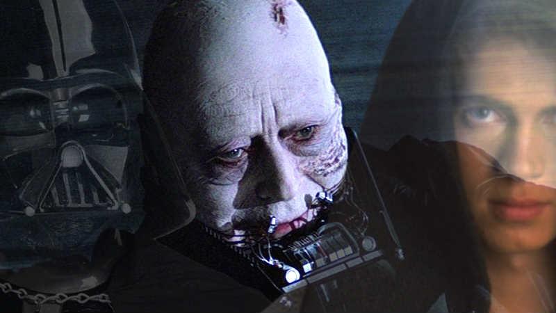 Star Wars: per Luke Skywalker la scissione Anakin/Darth Vader è totale