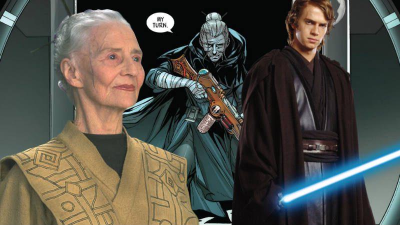 Star Wars: le verità di Jocasta Nu sulla Forza, il Lato Oscuro e l'Imperatore