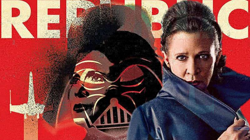 Star Wars: le verità di Leia su Vader in una pagina da brivido di Bloodline