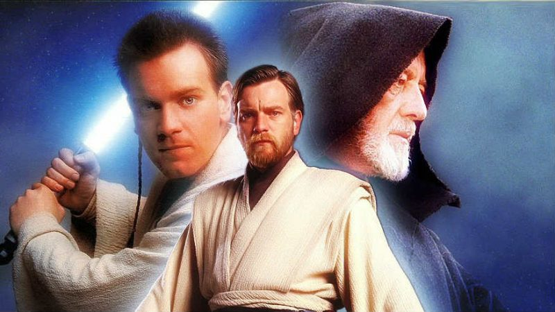 Ewan McGregor: perché difficilmente sarà Kenobi in Star Wars Episodio IX
