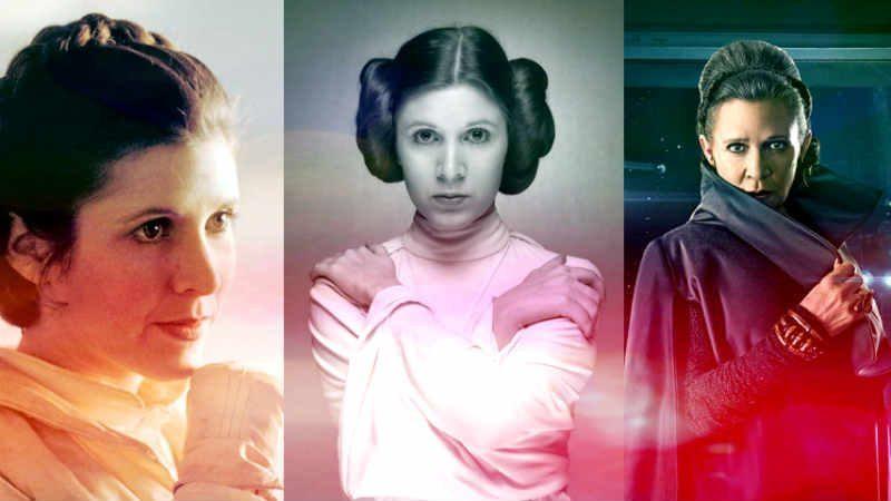 Leia Organa politica Star Wars