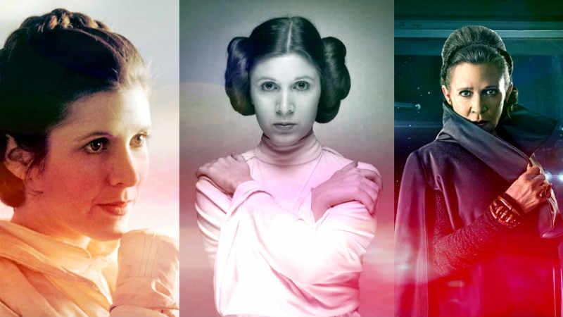 Star Wars: annunciata una nuova storia su Leia (Age of Rebellion)
