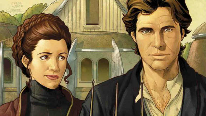 Star Wars 57, svelate le prime pagine in anteprima del fumetto Marvel