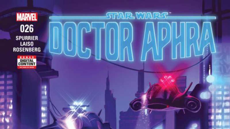 Star Wars Doctor Aphra 26