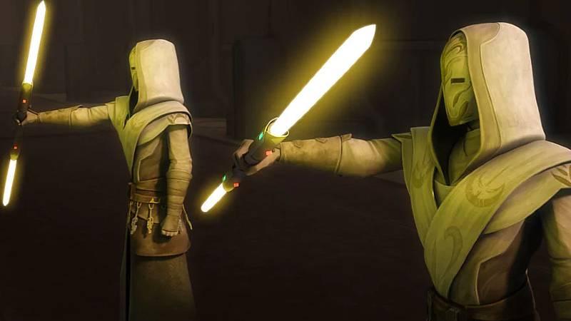 Star Wars Jedi Guardie del Tempio