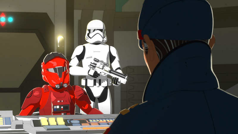 Star Wars Resistance The High Tower recensione