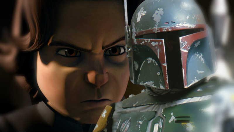 boba fett canone storia star wars guerre stellari libri menzioni the clone wars