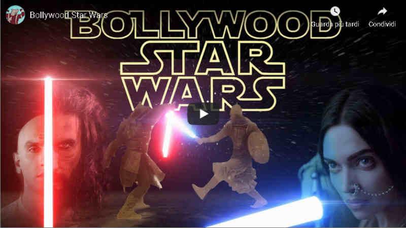 Bollywood Star Wars: guarda il VIDEO trailer basato sul film indiano