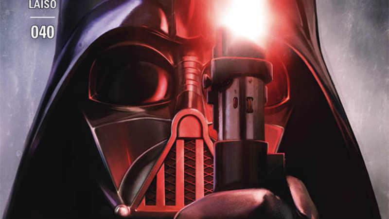 Darth Vader 40: tutto sull'edizione italiana del nuovo fumetto