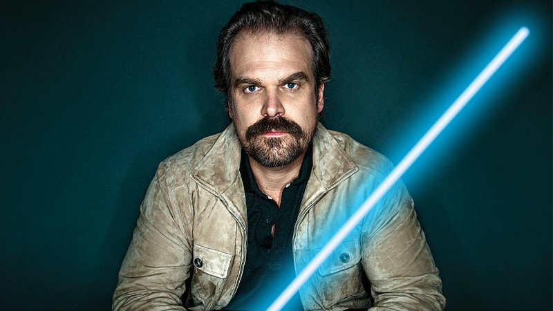 david harbour star wars stranger things