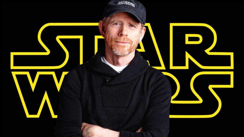 Star Wars: Ron Howard alla regia di un nuovo film? Ecco la risposta