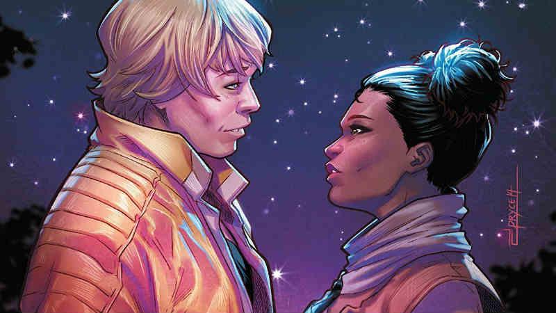 Star Wars 58: Marvel svela le prime pagine. Luke è davvero innamorato?