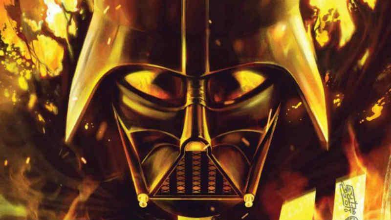 star wars darth vader 24 marvel copertina comics