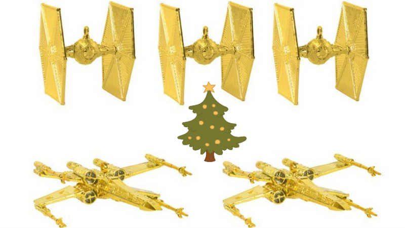 Star Wars: le migliori decorazioni per l'albero di Natale a tema Guerre Stellari