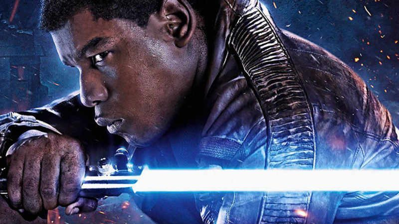 Star Wars FINN episodio ix finn spada laser 9 Star Wars Age of Resistance