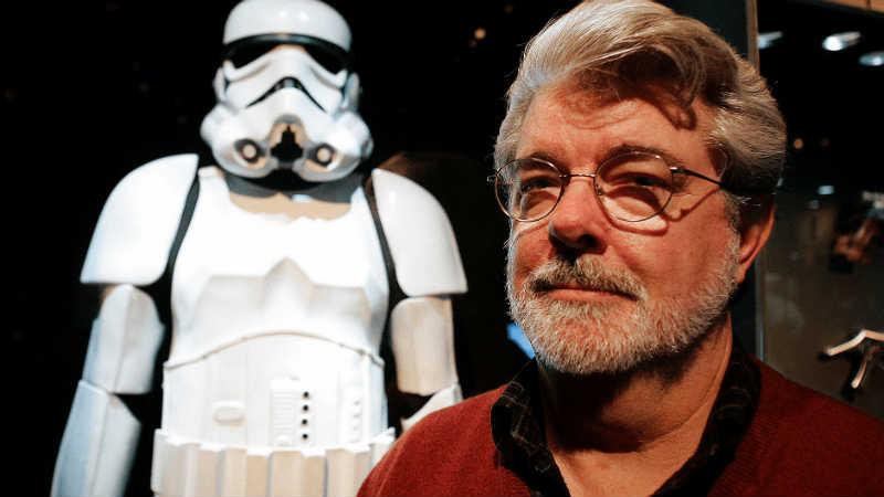 Star Wars: George Lucas è la celebrità più ricca negli Usa per Forbes