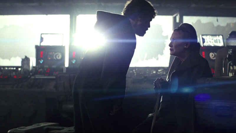 Star Wars Gli Ultimi Jedi: la proiezione di Luke ha mosso la sedia?
