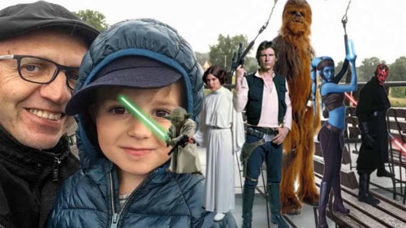 """Genitori vincono battaglia per dare al figlio nome da """"Star Wars"""""""