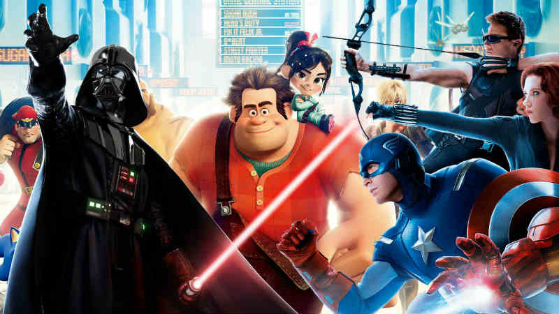 Star Wars: cameo e easter-egg che vedremo in Ralph spacca Internet
