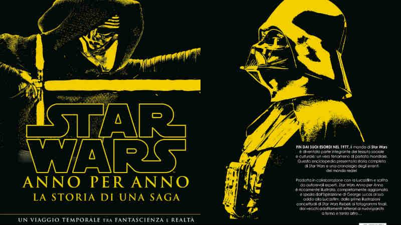 Enciclopedia dei Personaggi Star Wars. Anno per anno by Giunti