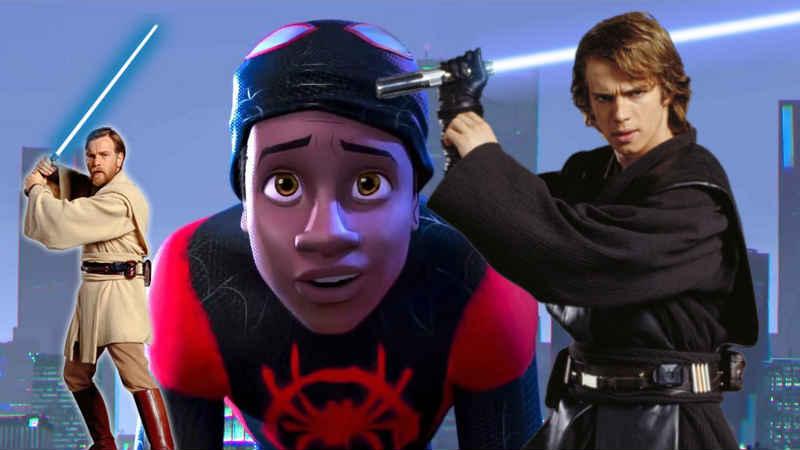 Spider-Man: Miles Morales è un fan di Star Wars. Ecco la prova!