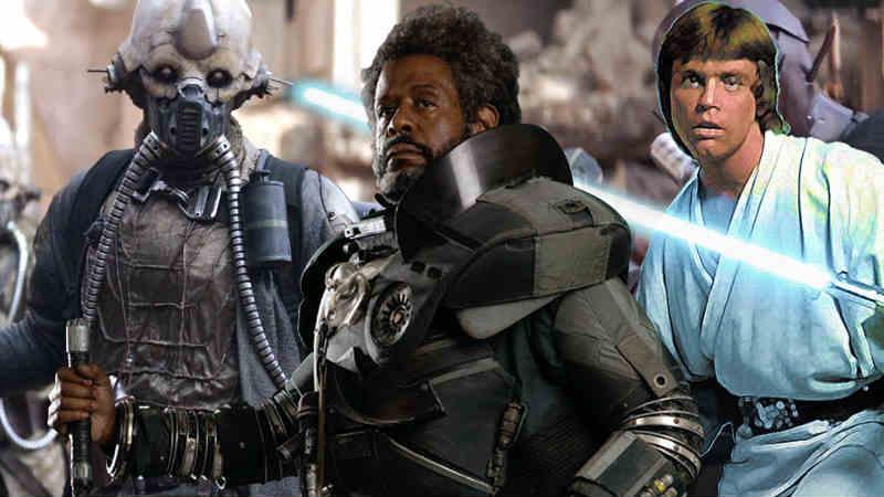 Star Wars: la differenza tra ribelli e terroristi. La reazione di Luke Skywalker