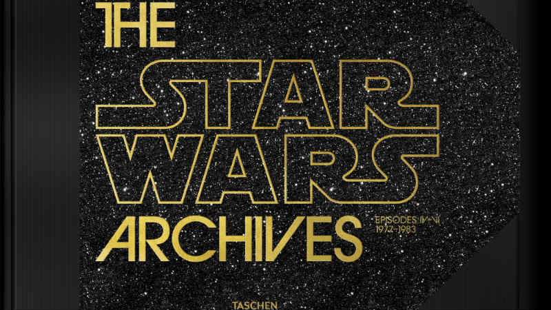 The Star Wars Archives taschen libro volume italia
