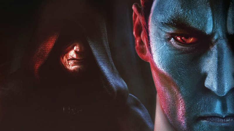 Thrawn: Treason, la trama del nuovo libro di Star Wars by Timothy Zahn
