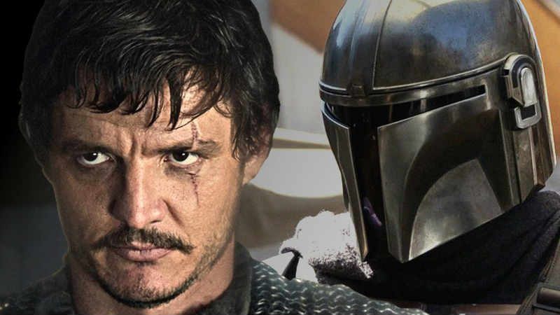 Star Wars The Mandalorian star wars serie tv pedro pascal trailer
