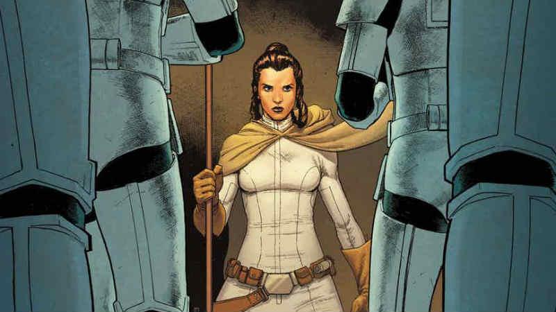 Star Wars 42 in uscita con Panini Comics. I contenuti del fumetto