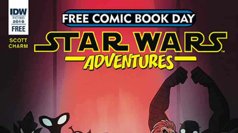 star wars adventures free comic book day 2019 idw publishing