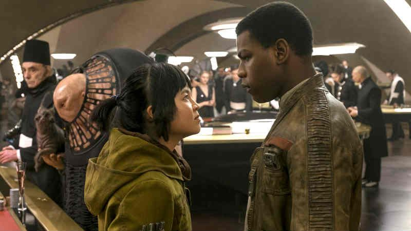 Star Wars, Star Wars: L'Ascesa di Skywalker, John Boyega, Kelly Marie Tran